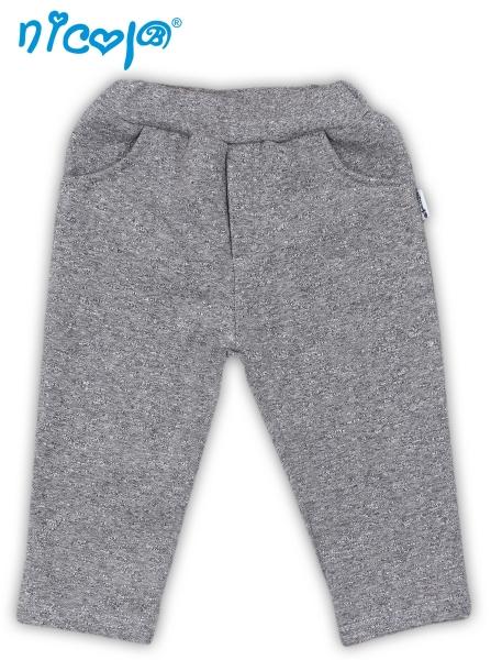 Tepláčky/kalhoty NICOL HASIČ, MÝVAL, Velikost: 80 (9-12m)