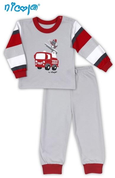 Bavlněné pyžamko NICOL HASIČ