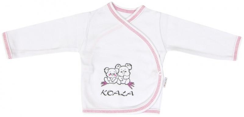 Košilka Mamatti KOALA - zapínání bokem