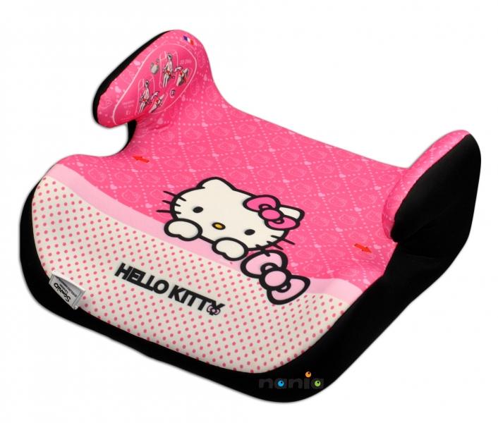 Autosedačka - podsedák Nania TOPO - Hello Kitty
