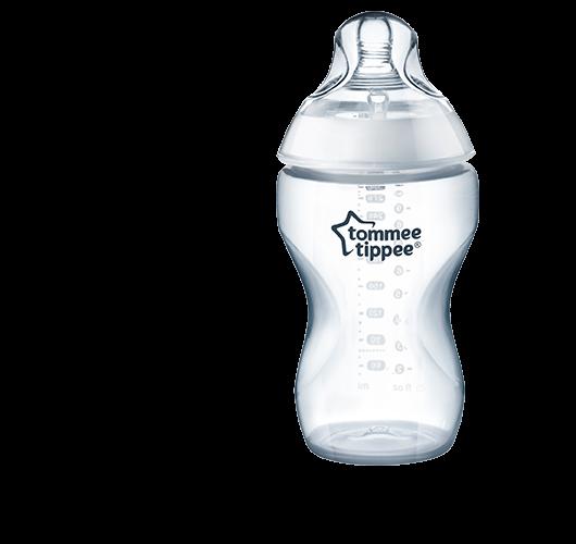 Skleněná lahvička Tommee Tippee 250 ml - 0m+