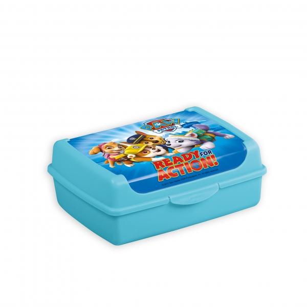Svačinkový box Paw Patrol  1 l - modrý
