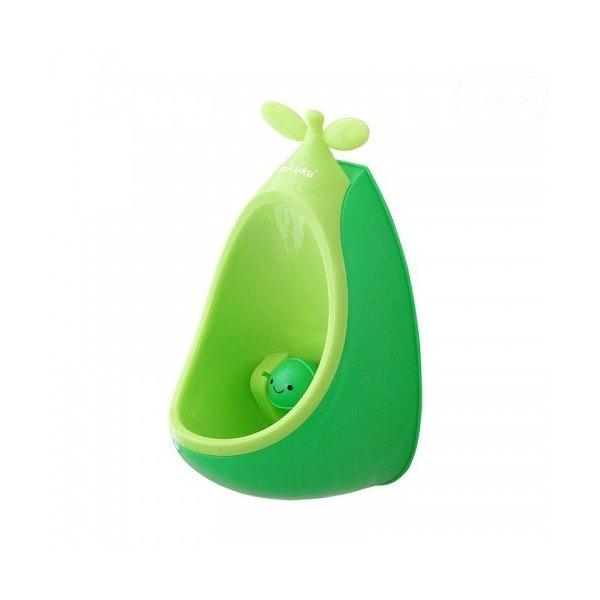 Dětský pisoár Akuku - zelený