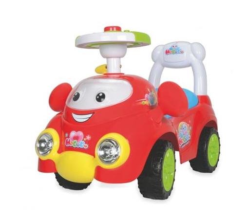 Dětské odrážedlo BABY MIX - Autíčko červené