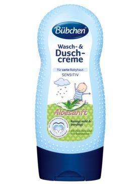 Bübchen mycí a sprchový gel sensitiv s aloe vera - 230ml