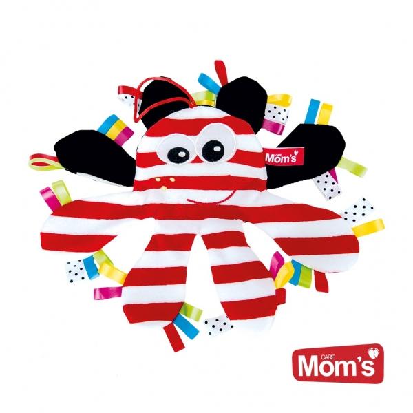 Hencz Toys Edukační hračka šustík  - Chobotnice