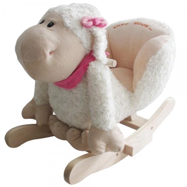Houpací ovečka s melodii