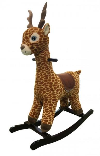 Houpací žirafka se zvuky