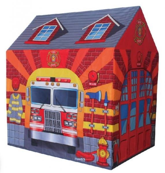 Dětský stan - Hasičský dům