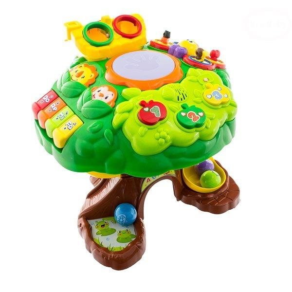 Euro Baby Edukační hudební stromeček