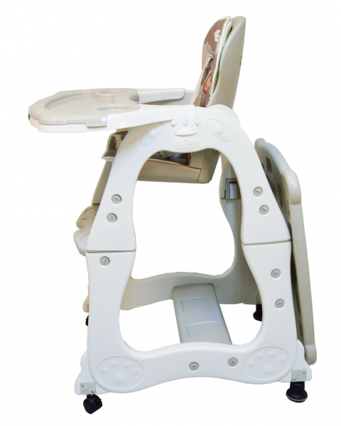 Coto Baby Jídelní židlička Kenia 2018 - tyrkysová/mint
