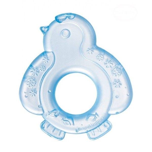 Kousátko vodní, chladící Canpol Babies Tučňák - modré
