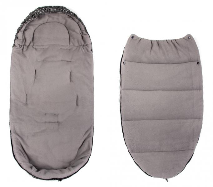 Fusák Maxi Baby Nellys ® 105x50cm - Army béžový maskáč