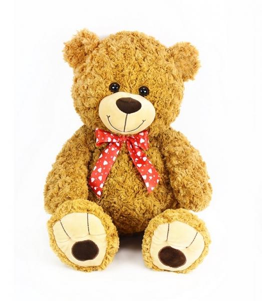 Velký plyšový medvěd Teddy, 63 cm