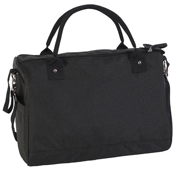 Přebalovací taška ke kočárku SO ACTIVE! - černá