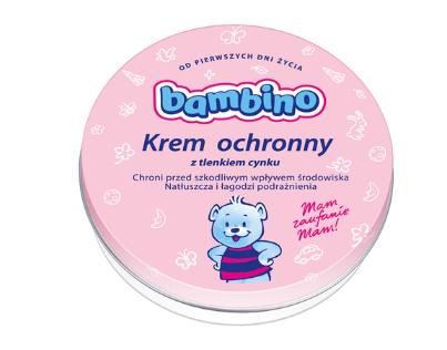 Dětský ochranný krém BAMBINO  - 75 ml