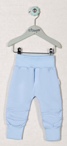 Nicol Tepláčky, kalhoty OCEÁN - sv. modré, roz. 62vel. 62 (2-3m)