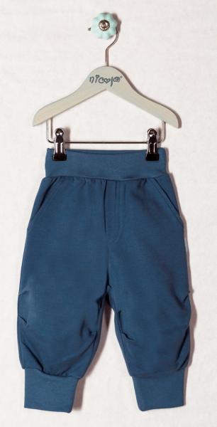 Tepláčky, kalhoty KOTVIČKA PROUŽEK, roz. 74, Velikost: 74 (6-9m)
