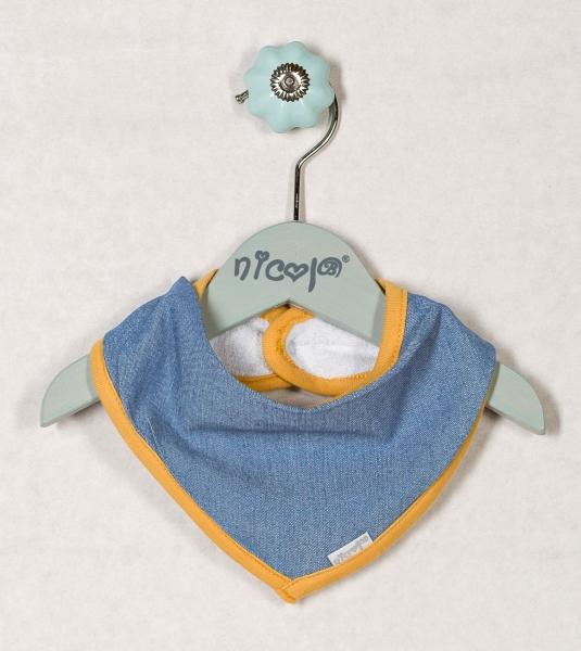Dětský šátek na krk WESTERN (Vel. UNI, NICOL K 13915, Kolekce: WESTERN - JL 2018)