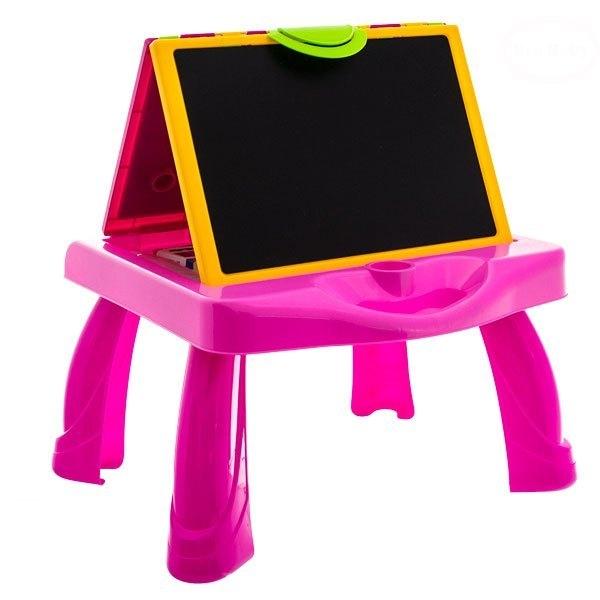 Euro Baby Interaktivní tabule, stoleček