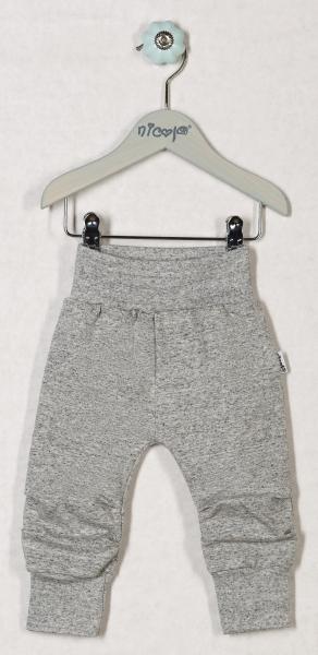 Nicol Tepláčky, kalhoty LIŠKA - šedével. 56 (1-2m)