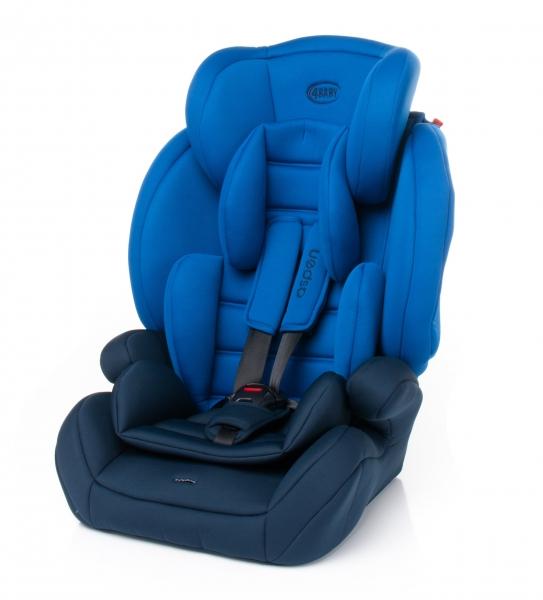 4 BABY Autosedačka  2018 ASPEN 9-36 kg- modrá