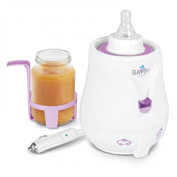 Ohřívač kojeneckých láhví a pokrmů - Car/Home