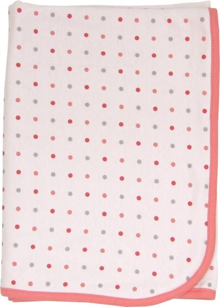 Dětská deka, dečka Pejsek 80x90 - bavlna