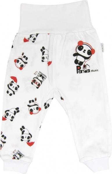 Bavlněné tepláčky Panda, roz. 92