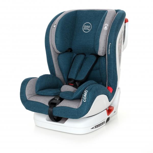 Coto Baby Autosedačka 9-36kg Como Isofix 2018 - Green/Melagne