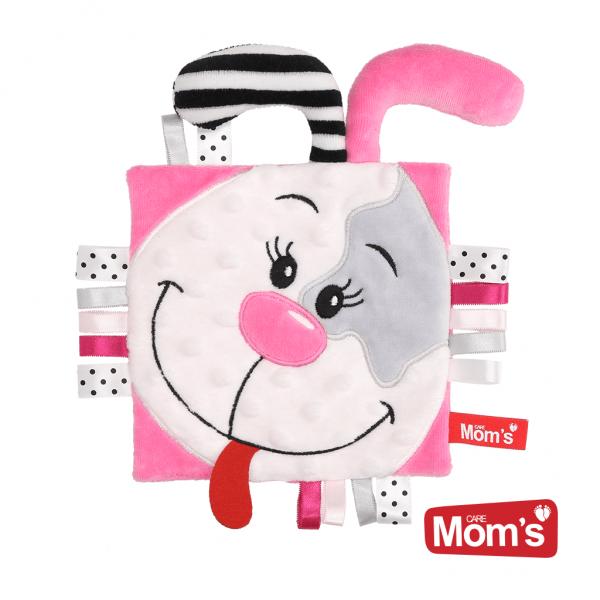 Hencz Toys Edukační hračka šustík Pejsek Pinky