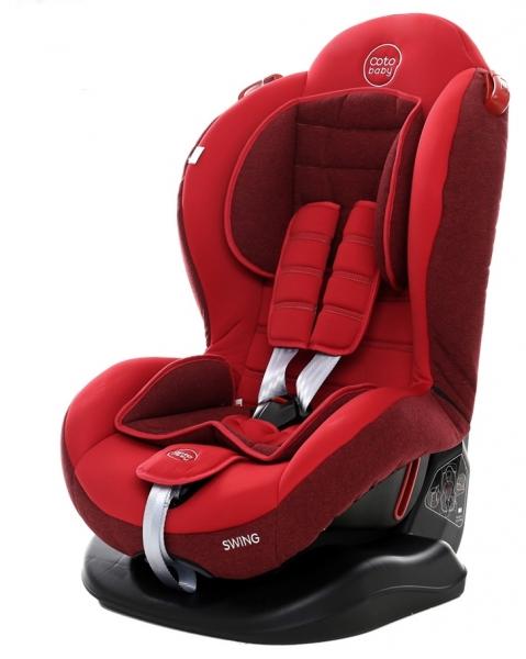 Autosedačka Coto Baby Swing 9-25kg. 2018 - Red