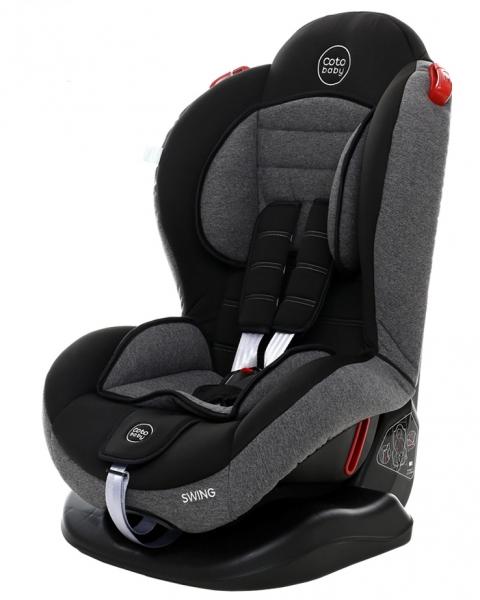 Autosedačka Coto Baby Swing 9-25kg. 2018 - Černá