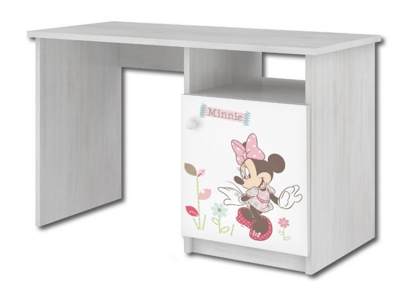 BabyBoo Psací stůl Minnie, 70x100x55 cm, D19
