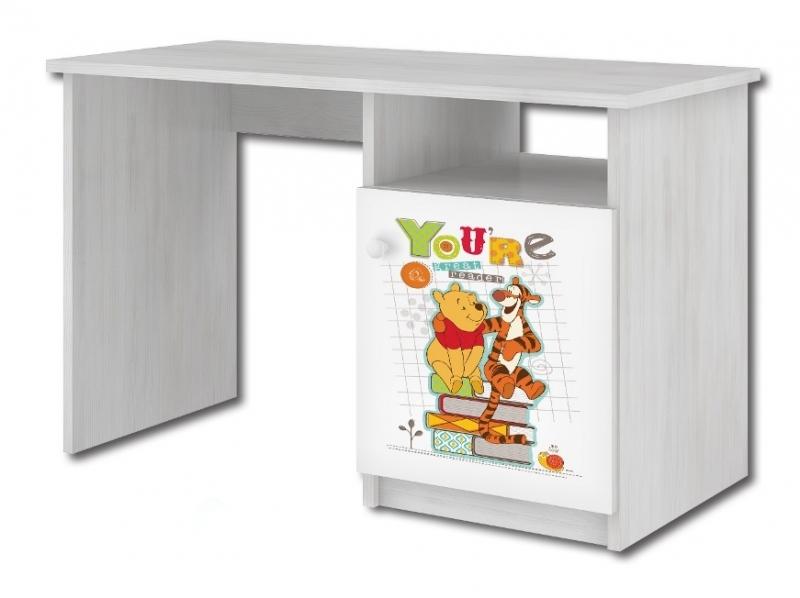 BabyBoo Psací stůl Medvídek PÚ, 70x100x55 cm, D19