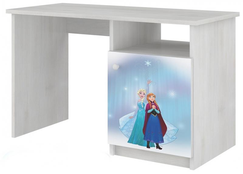BabyBoo Psací stůl Frozen, 70x100x55 cm, D19