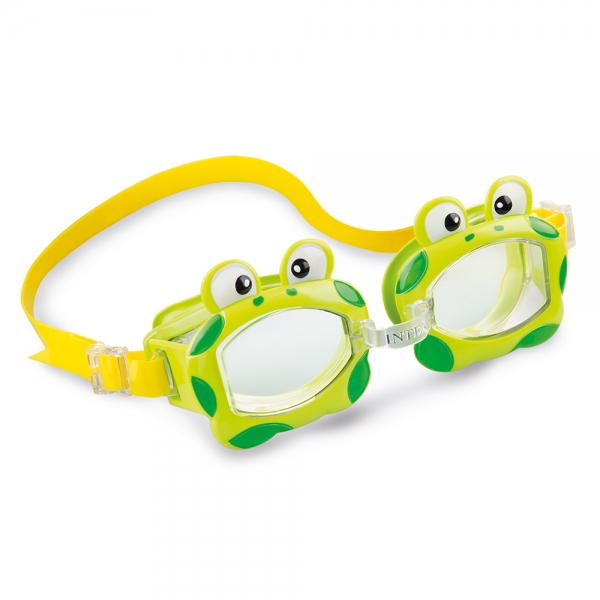 Rappa Brýle do vody dětské, 3 druhy