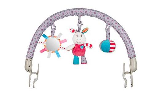 BabyOno Oblouk s hračkami Frankie