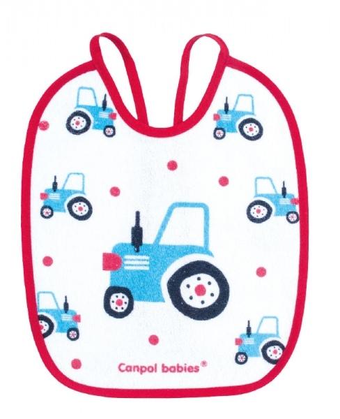 Canpol babies Bryndáčky 3ks v balení - Dopravní prostředky