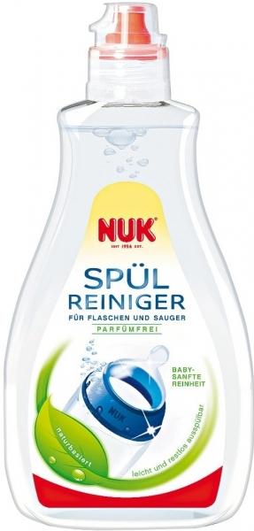 NUK Mycí prostředek na lahvičky a savičky 380 ml
