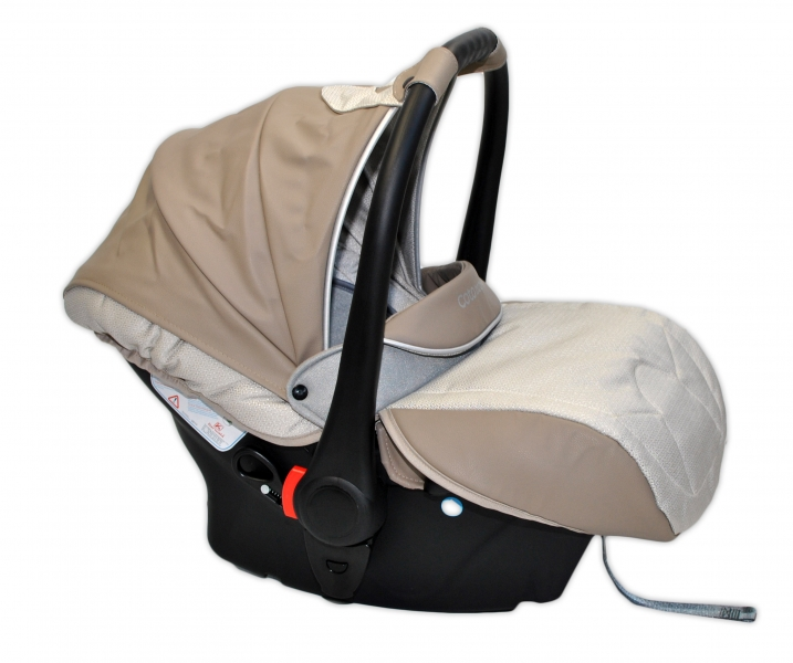 Autosedačka 0 -13kg Coto Baby APRILIA  - 11/ COFFEE ECO