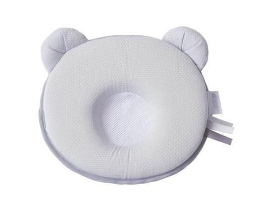 Memory polštářek Panda Air - šedý