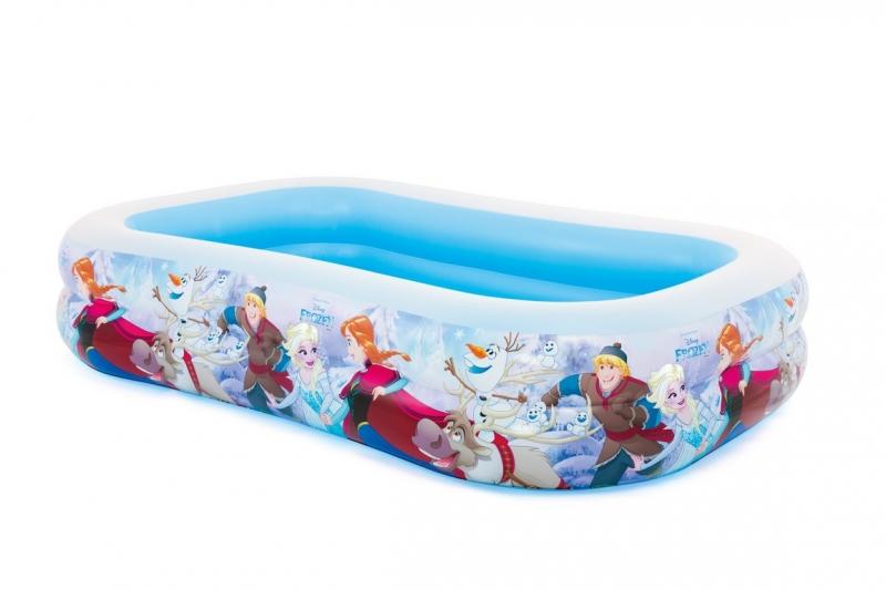Nafukovací bazén Frozen - Ledové království 262 x 175 x 56 cm