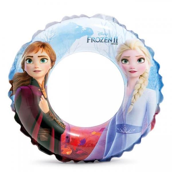 Nafukovací kruh Frozen - Ledové království 51 cm
