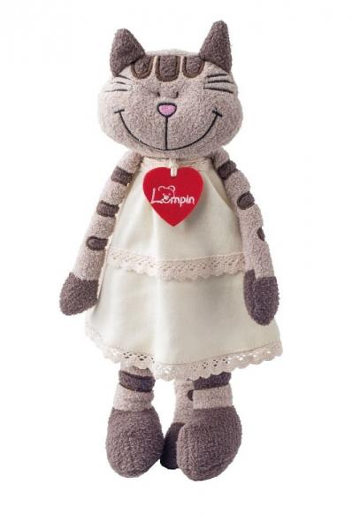 Plyšová hračka - Kočka Andželika v sukni