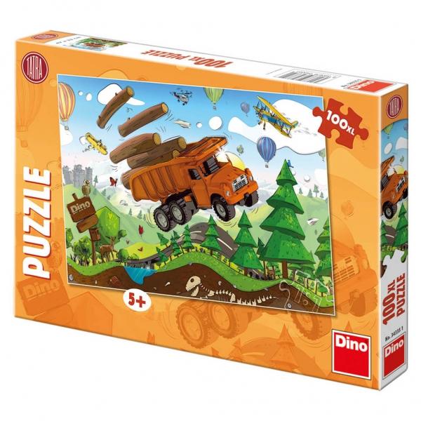 Puzzle 100XL Tatra