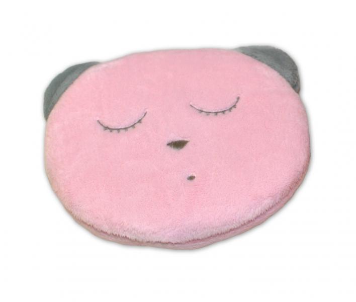 Szumisie Šumící mazlíček Medvídek Sleep - růžový