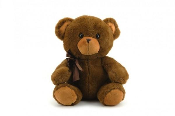 Medvídek plyš 40cm asst 2 barvy