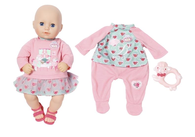 Rappa My First Baby Annabell Panenka s oblečky