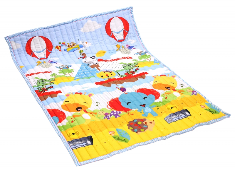 Koberec - hrací deka - Veselé safari
